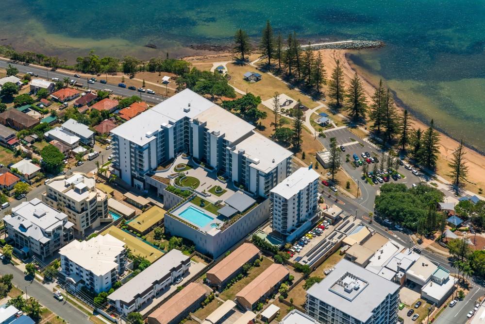 Apartments - The Scarborough Apartments